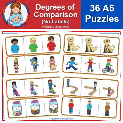 puzzles - degrees of comparison