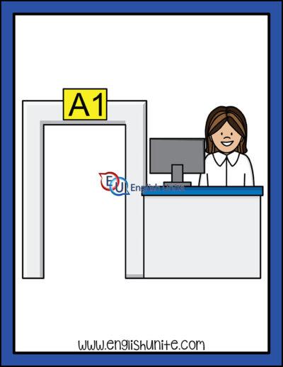 clip art - gate
