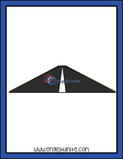 clip art - runway