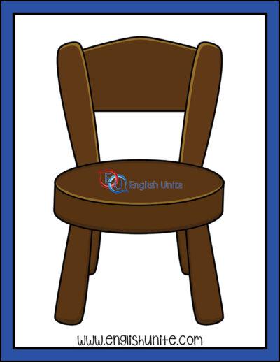 clip art - chair