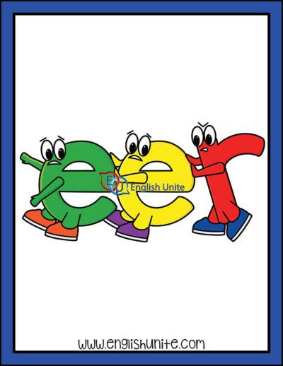 clip art - eer characters