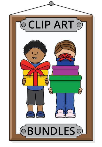 Clip art bundles