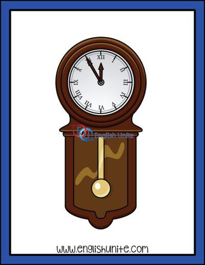 clip art - clock