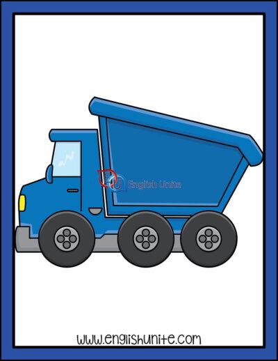 clip art - truck