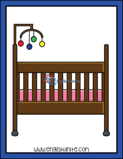 clip art - cradle