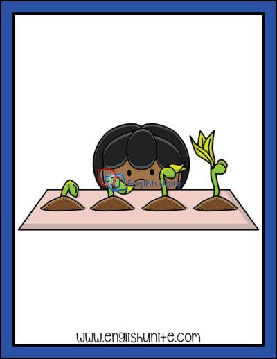 clip art - grow
