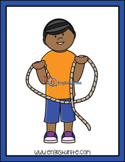 clip art - rope