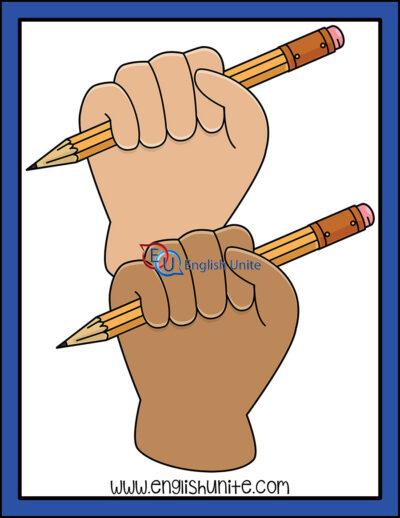 clip art - grasp