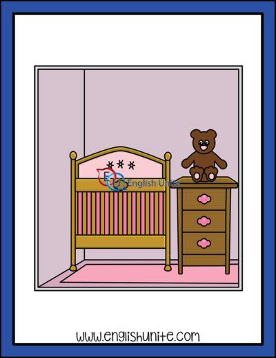 clip art - nursery