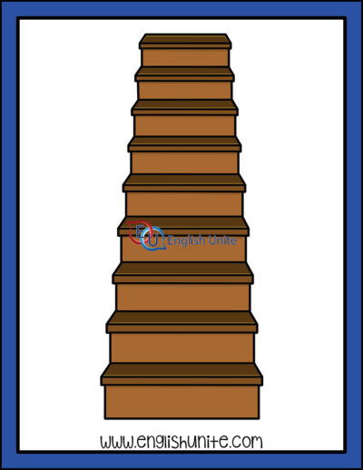 clip art - stairs