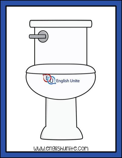 clip art - toilet