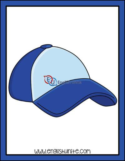 clip art - cap
