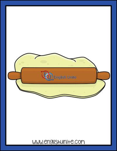clip art - dough