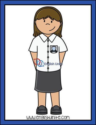 clip art - uniform