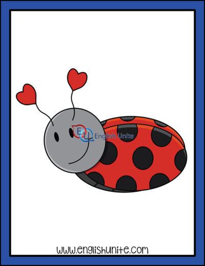 clip art - ladybug