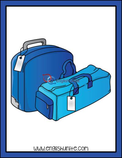 clip art - bags