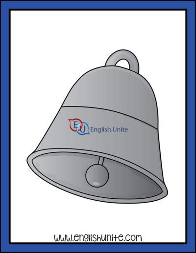 clip art - bell