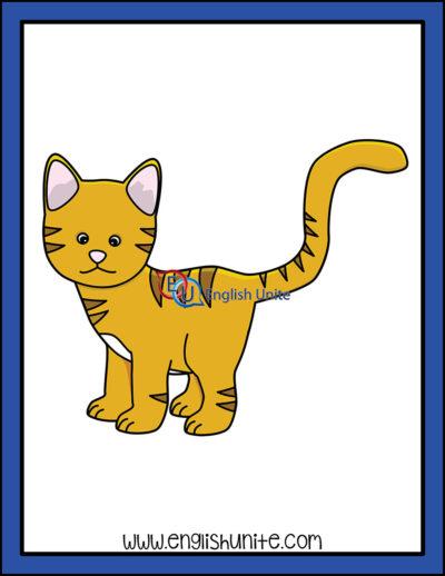 clip art - cat