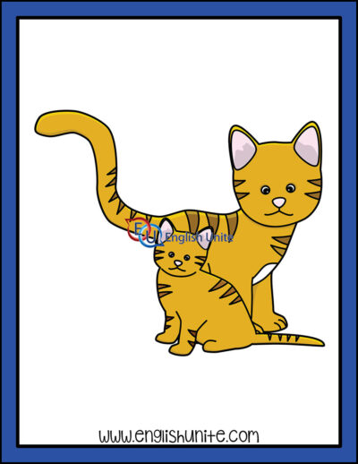 clip art - cats