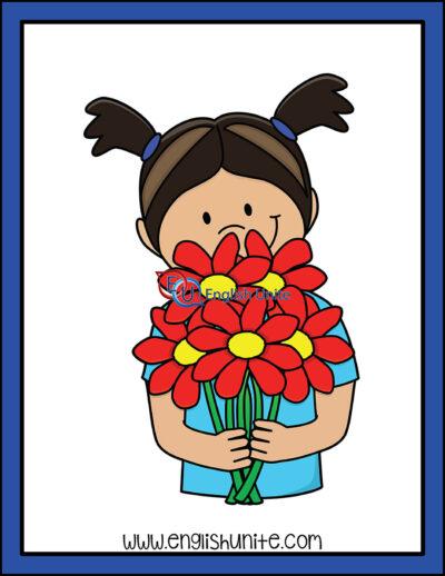 clip art - flower