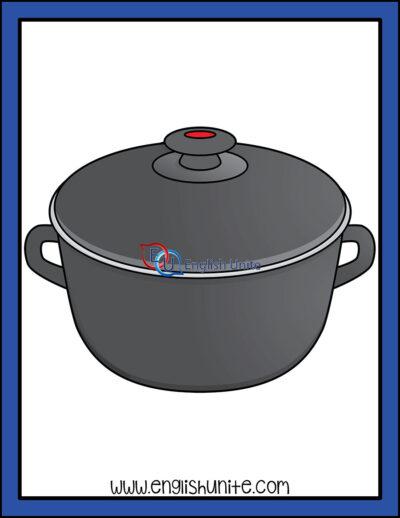 clip art - pot