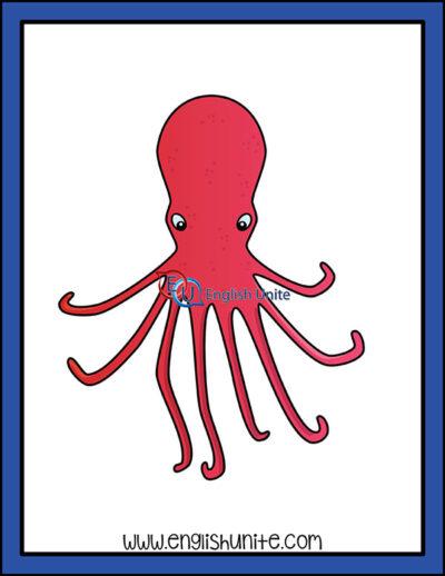clip art - octopus