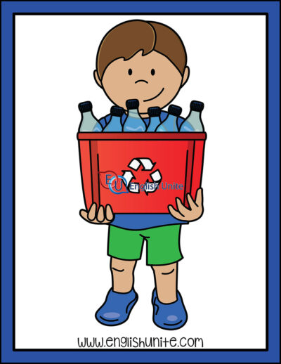 clip art - recycle plastic