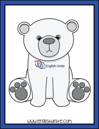 clip art - bear