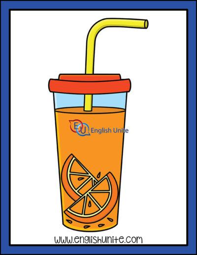 clip art - juice
