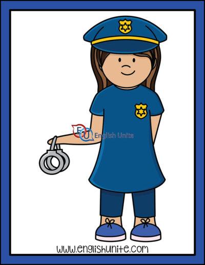 clip art - police