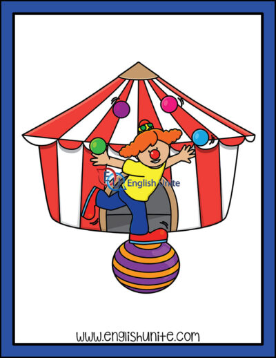 clip art - circus