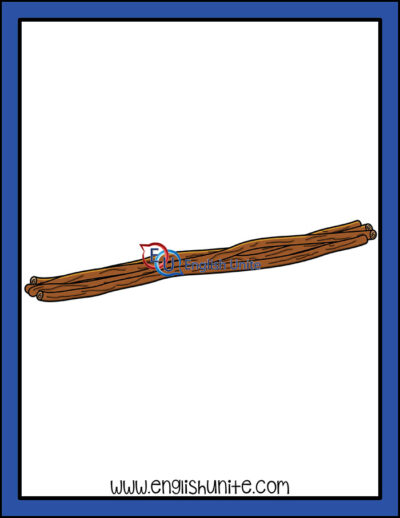 clip art - sticks