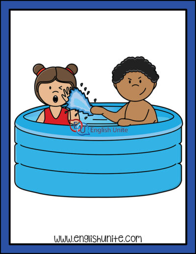 clip art - splash