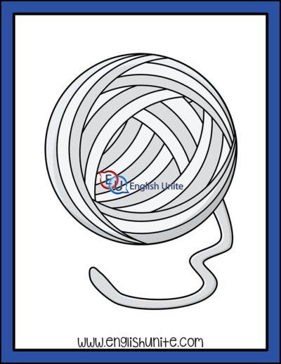 clip art - string