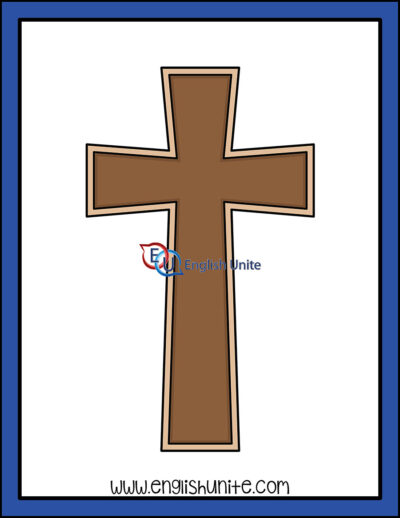 clip art - cross