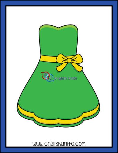 clip art - dress