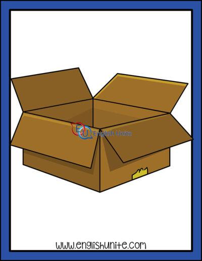 clip art - box