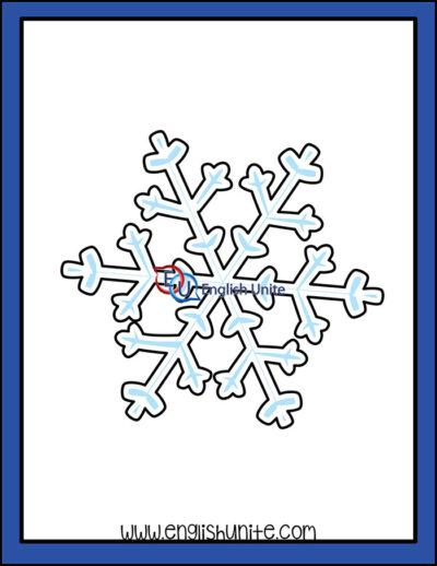 clip art - snow flake