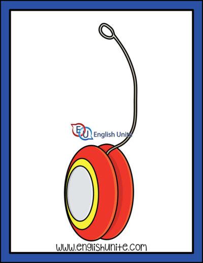 clip art - yo-yo