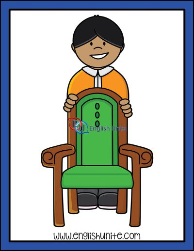 clip art - chair 2