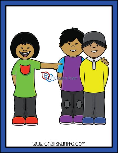clip art - they 1