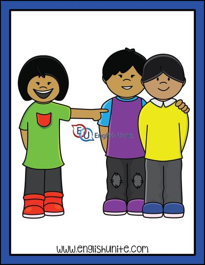 clip art - they 2