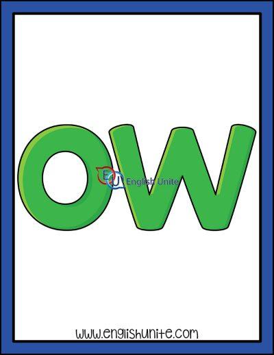 clip art - ow word art