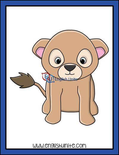clip art - cub