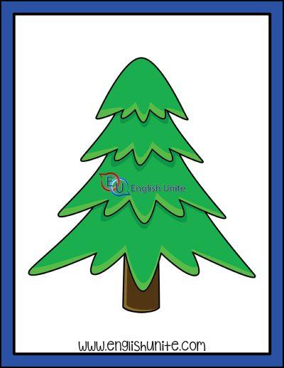 clip art - pine