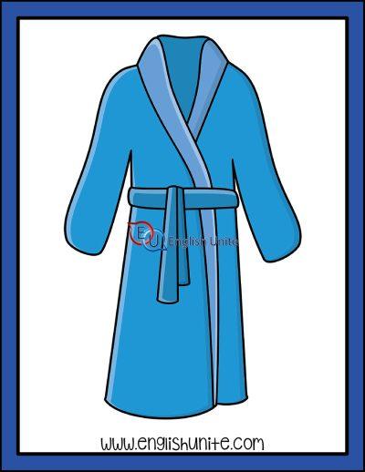 clip art - robe