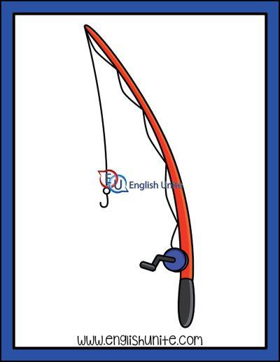 clip art - rod