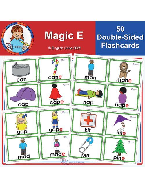 flashcards - magic e