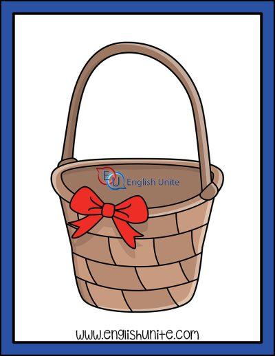 clip art - basket