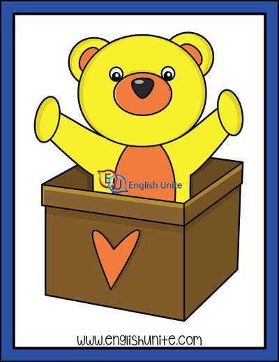 clip art - bear hug